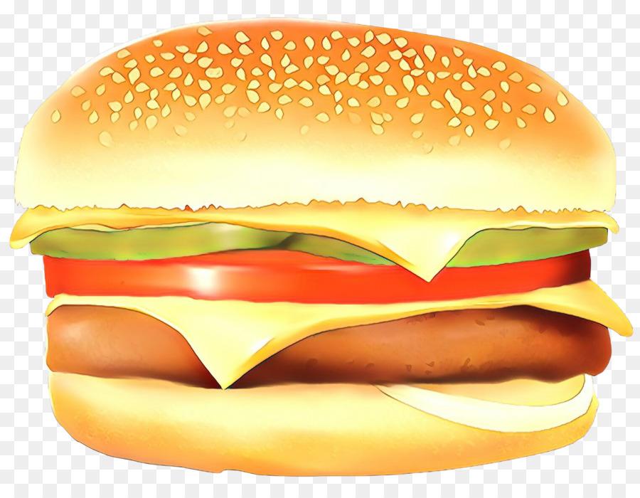 картинка бургера нарисовать