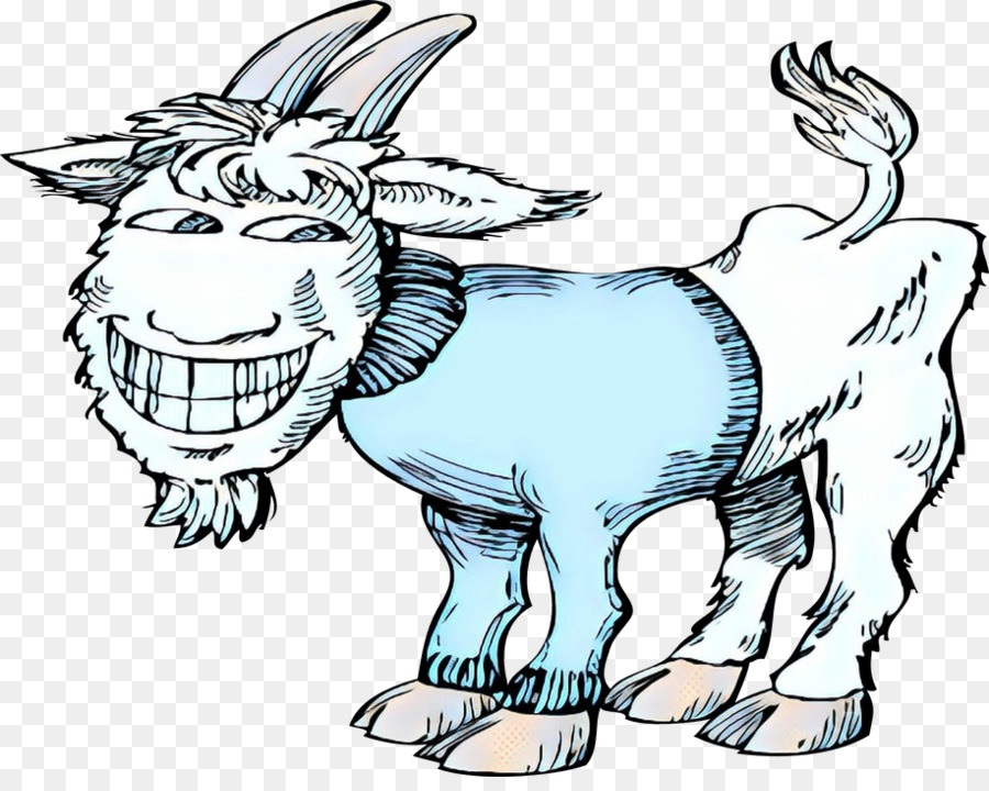 Прикольные картинки козы нарисованные