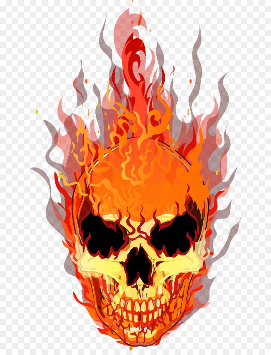 картинку на голову огонь что лодке