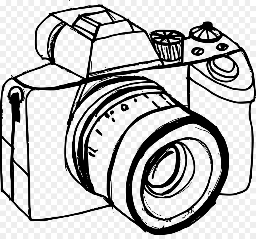 Картинки рисованные фотоаппарат