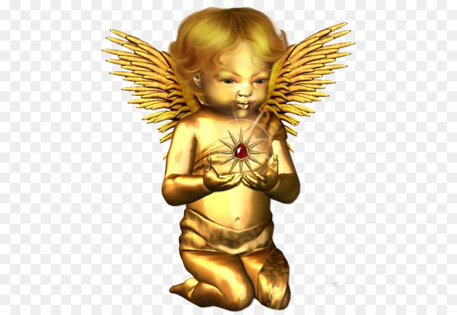 картинки золото ангелы цвет