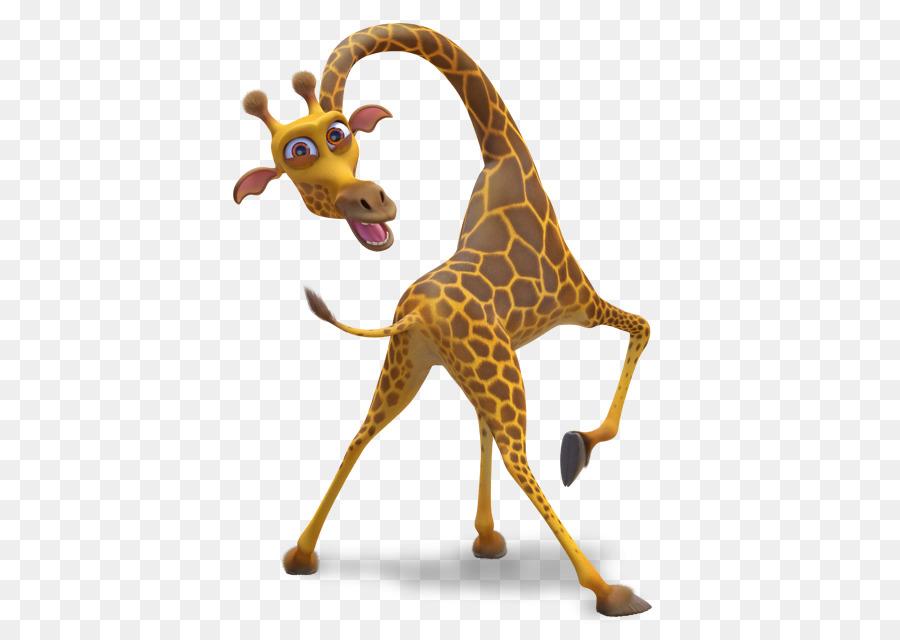 Картинка анимация жираф