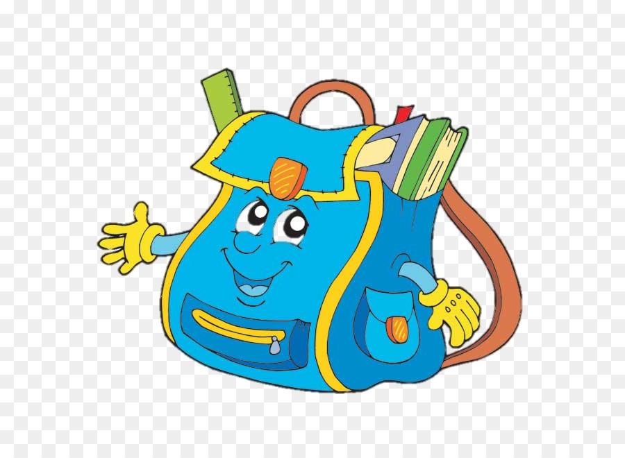 Картинка смешной портфель