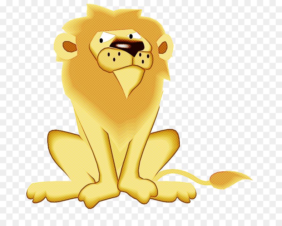 двигающаяся открытка лев самых