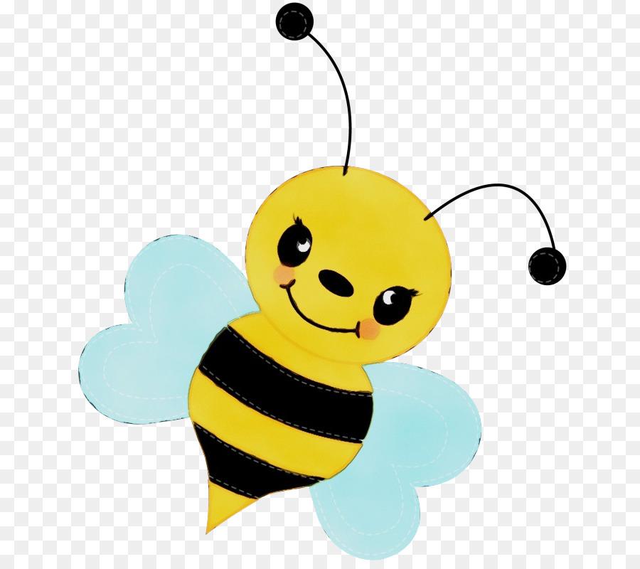 Картинка пчелка летающая