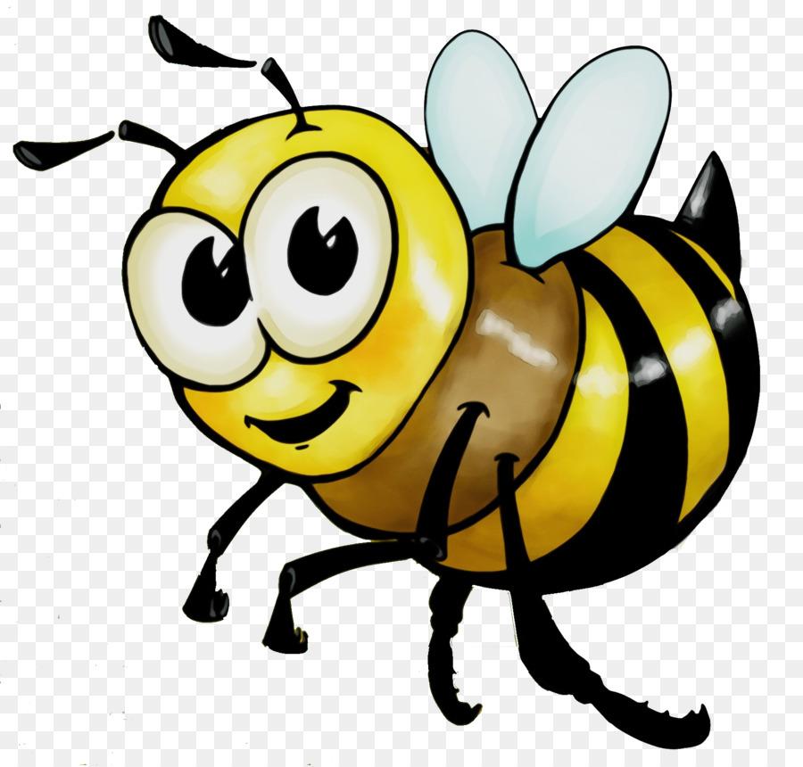 Пчела мульт картинка