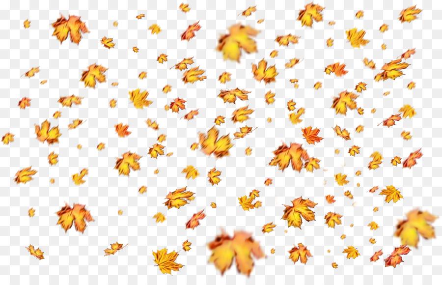 Открытки, картинки листопада осенью на прозрачном фоне