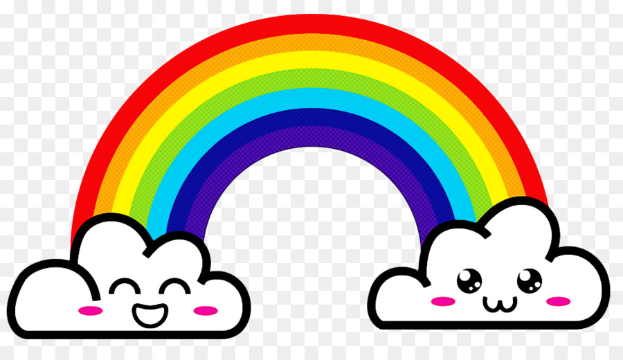Картинки радуги для срисовки