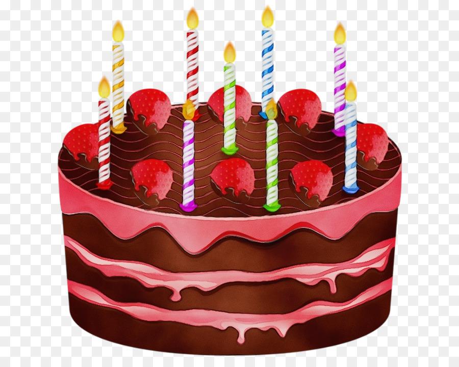 Выходного, картинка торт на прозрачном фоне
