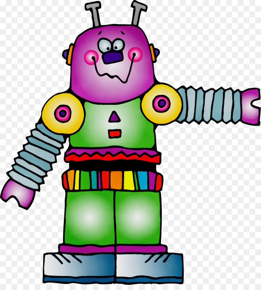 Робот картинка для детей