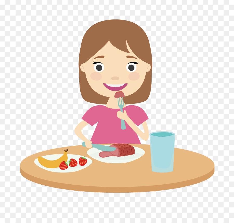 Картинка завтрака для детей, анимационные