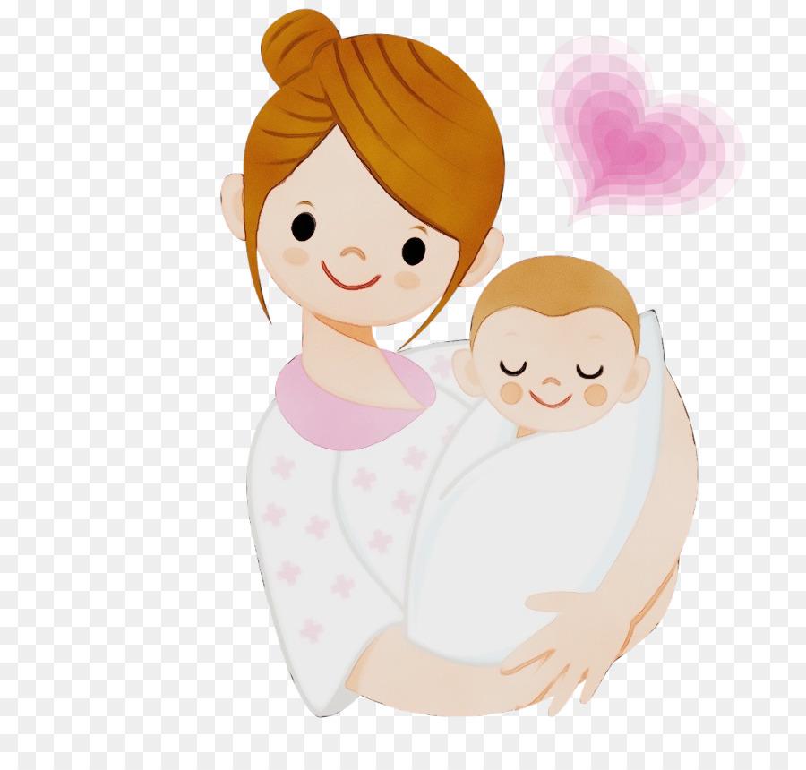Картинки мамы и детей мультяшные