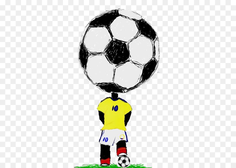 Картинка футболистом ручками