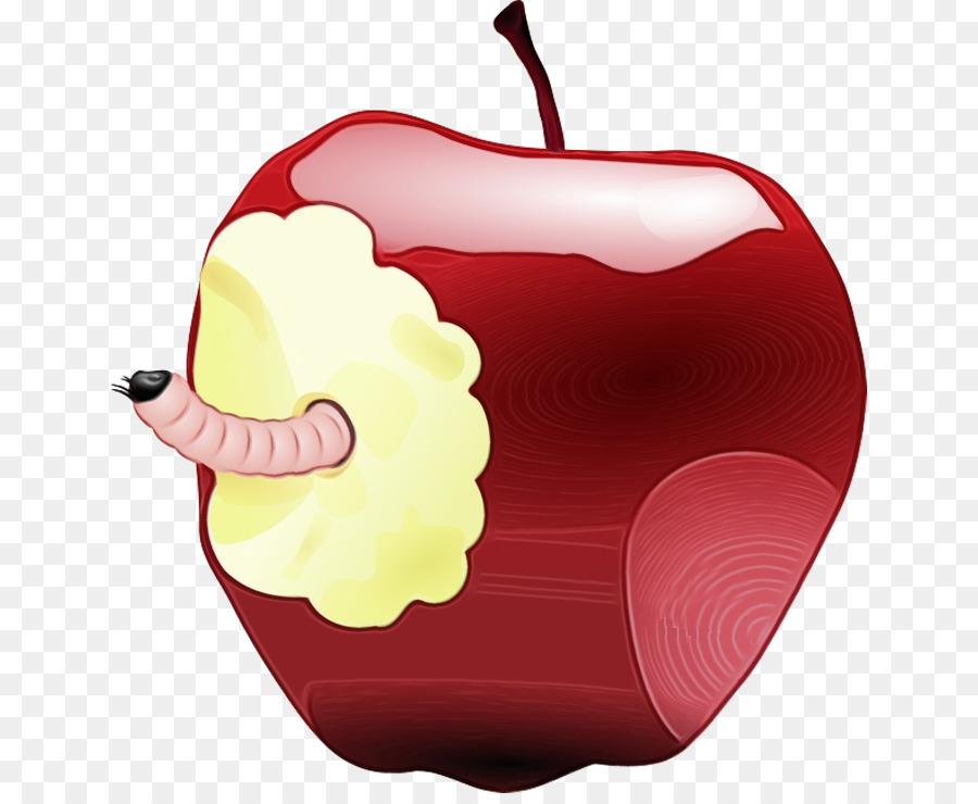Надкушенное яблоко картинки