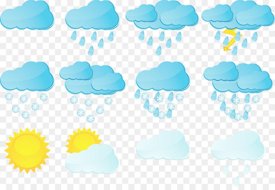 Детские картинки облачность
