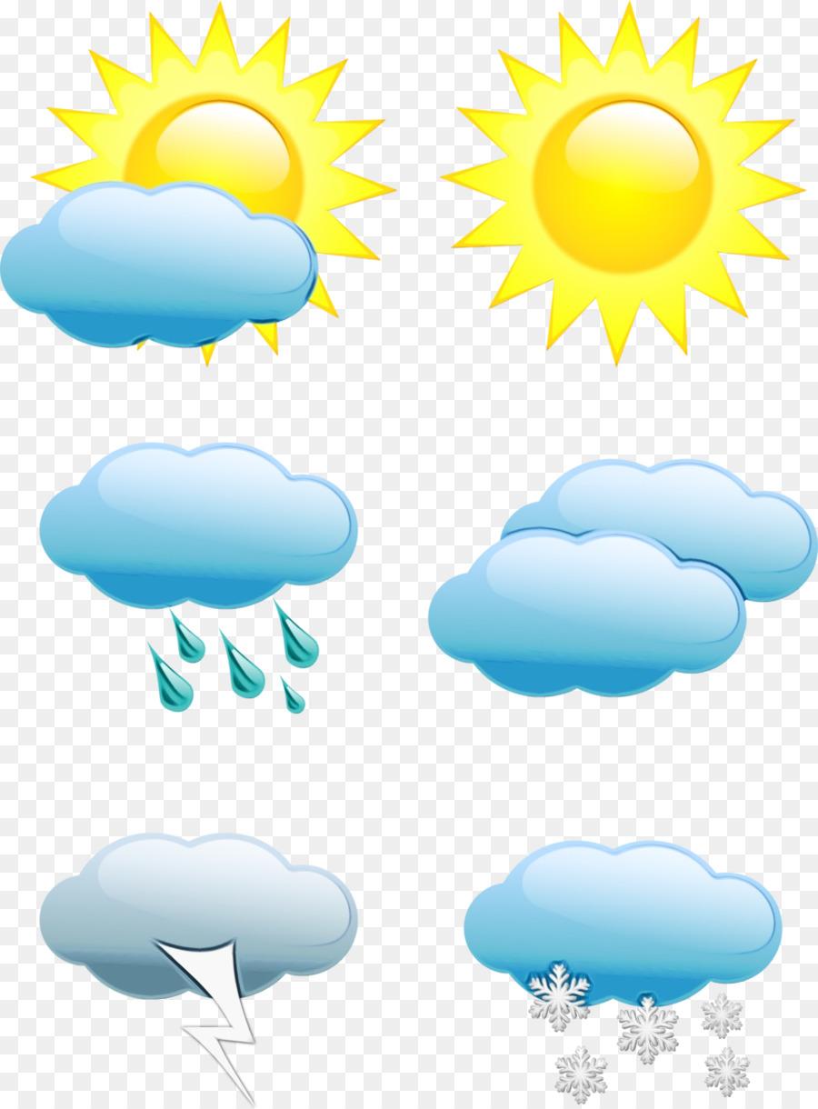 Картинки с погодой для детей, денежная