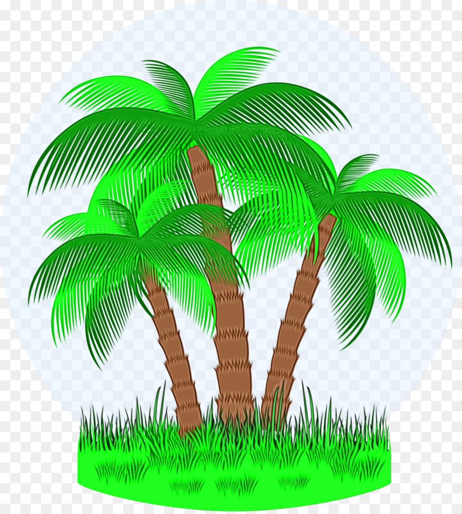 Картинка пальмы рисованные