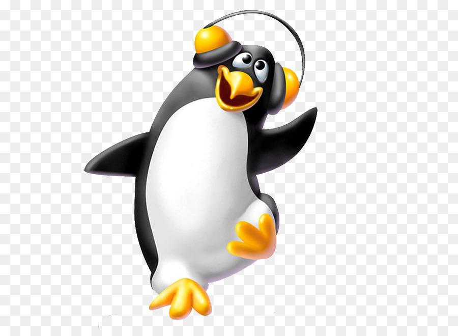 Рисунки пингвина прикольные, которые любят