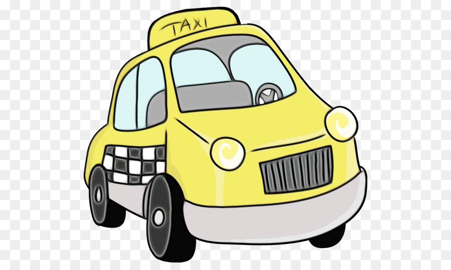картинка машина такси рисунок начинается