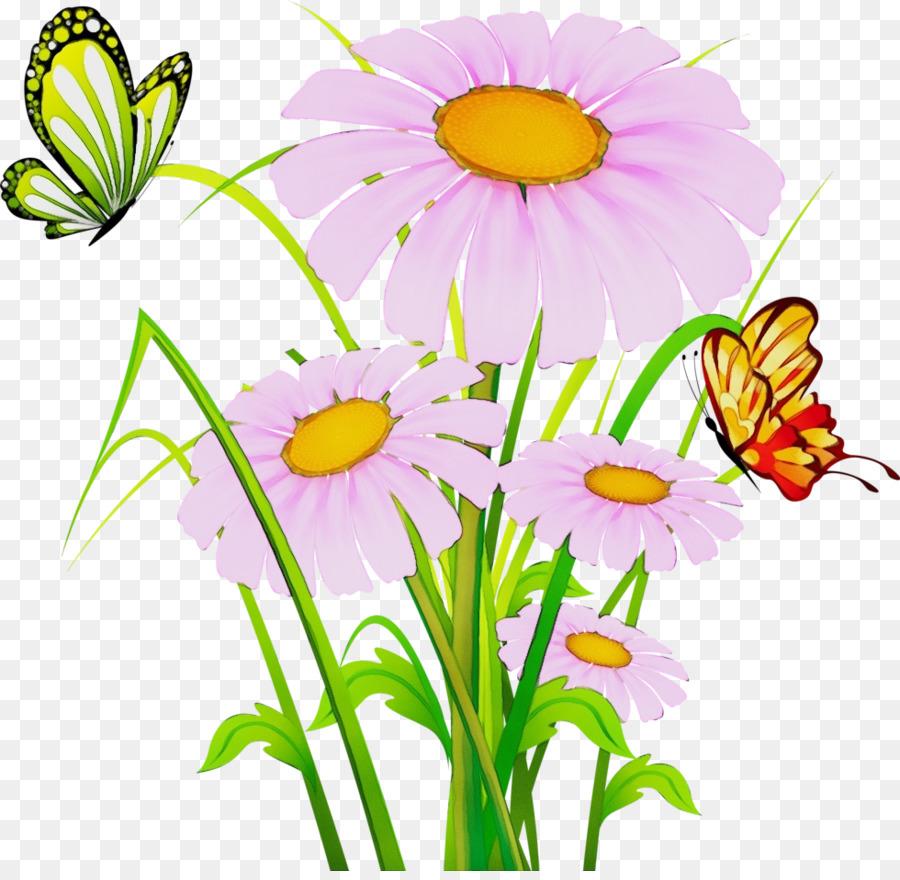 Детские картинки летние цветы
