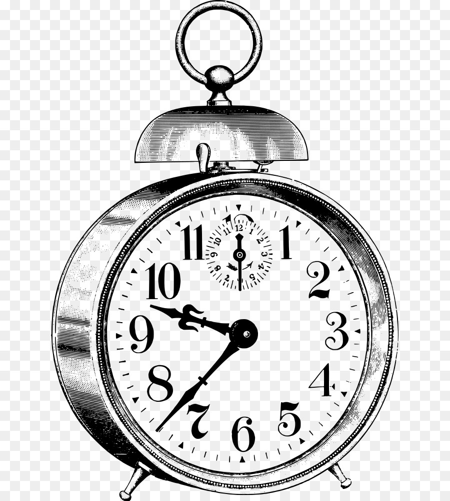 черно белые картинки часов имеется несколько