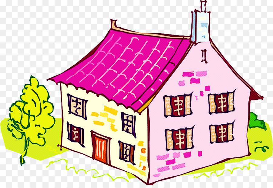Картинки домов для детей нарисованные