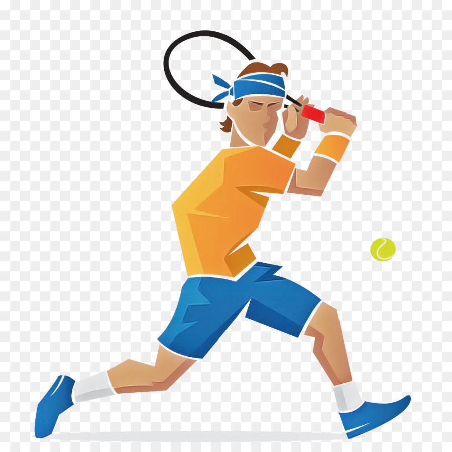 Картинки спортсмены рисованные