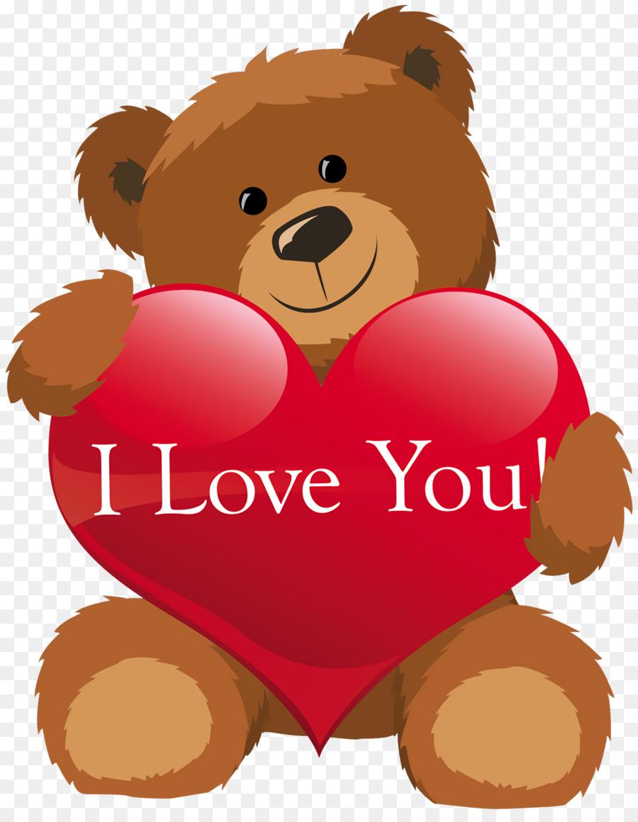 картинки ведмедика з сердечком вот знаете