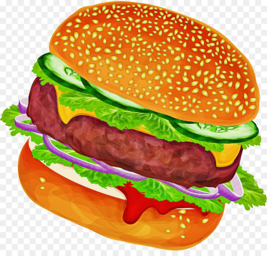 Бургер картинки мультяшные