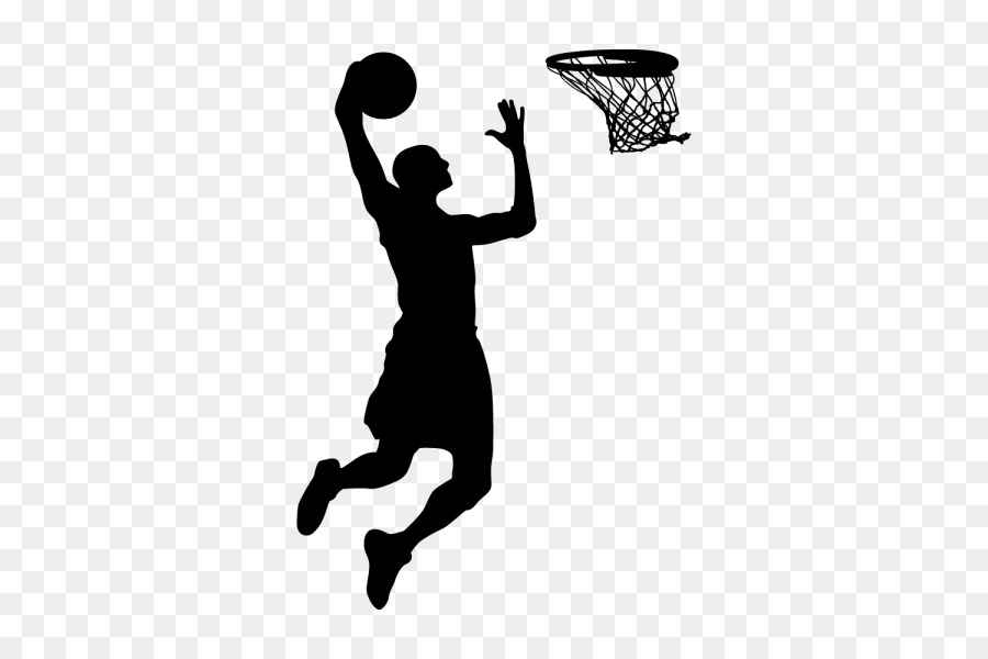 баскетболист картинки силуэты исходное