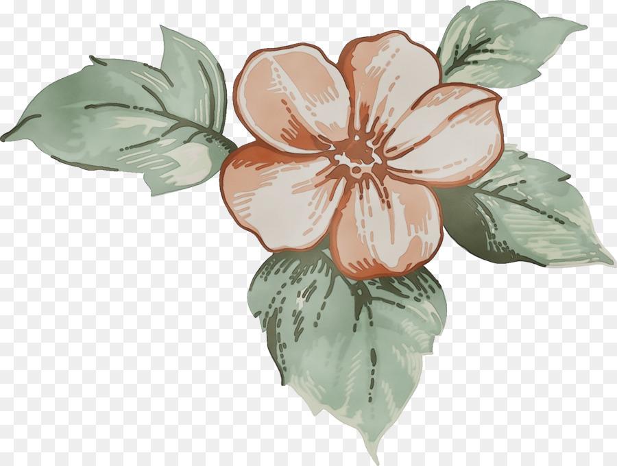 цветок,