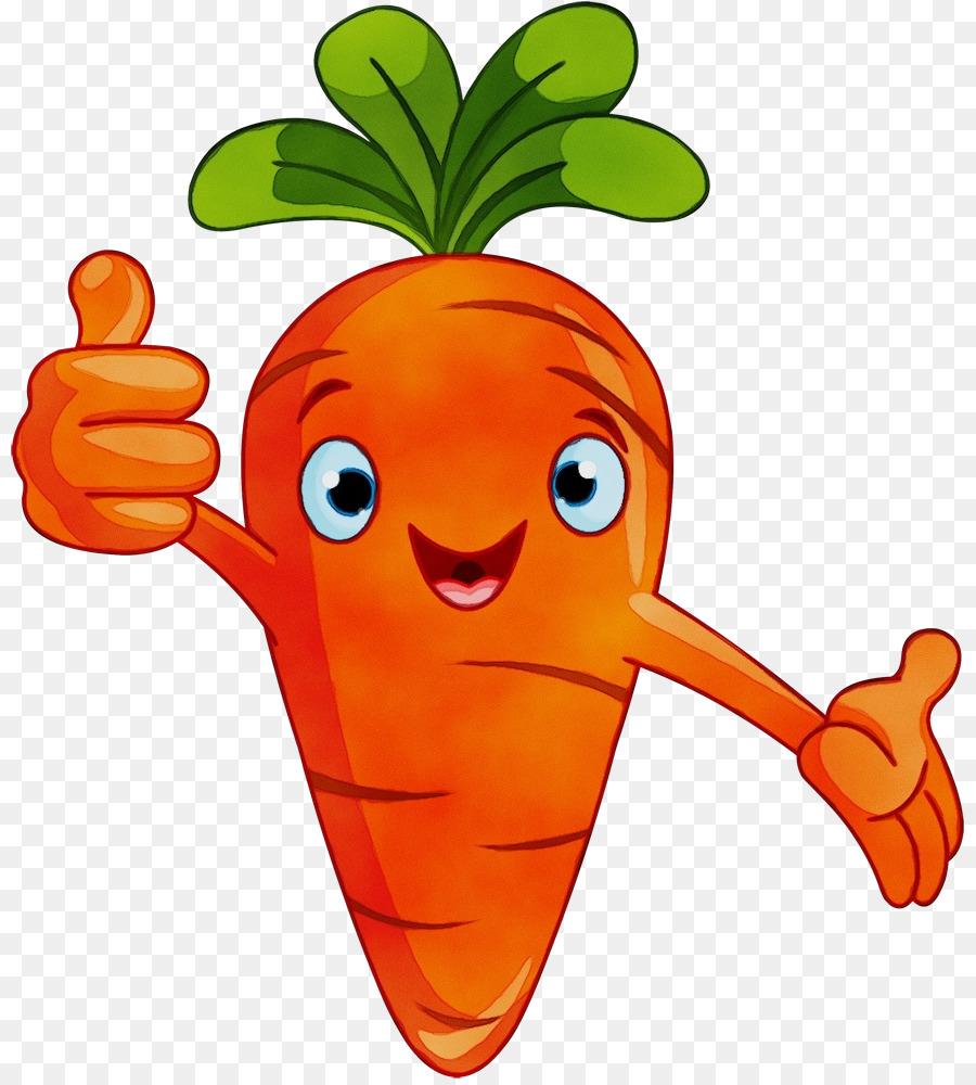 Картинки морковки простой