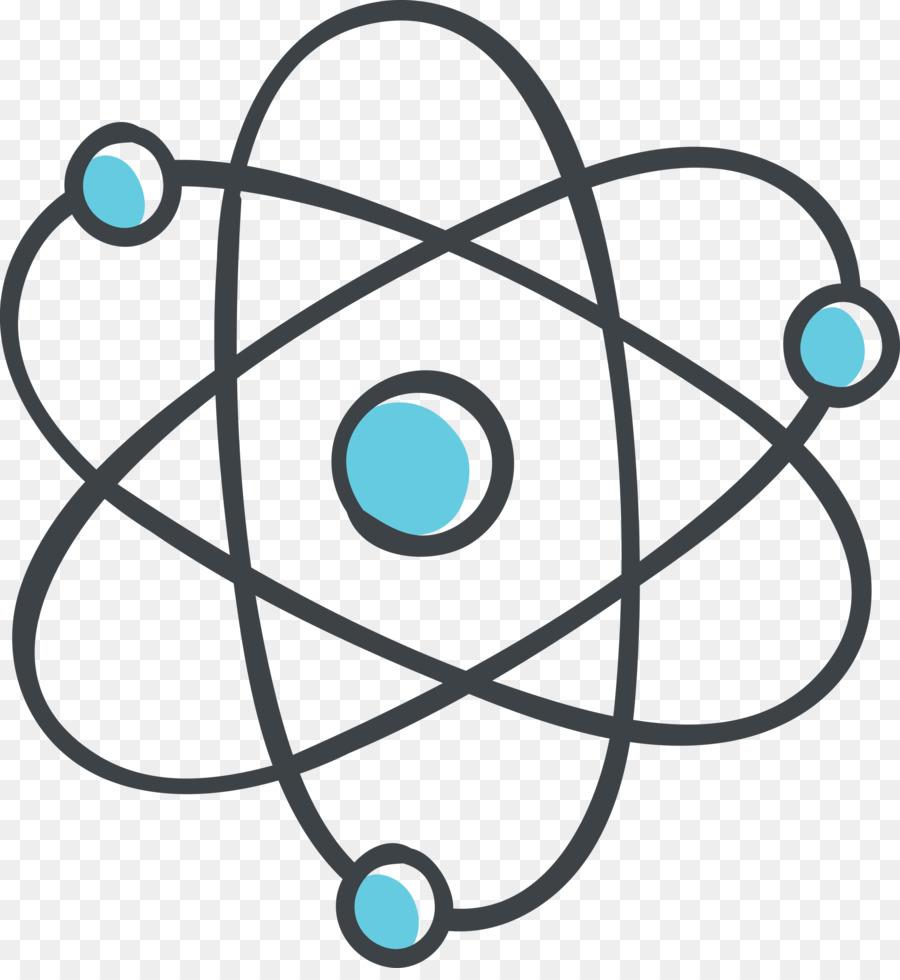 атом,